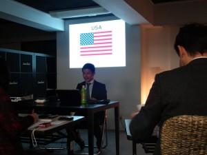 販売戦略検討会 2014年2月 セミナー風景