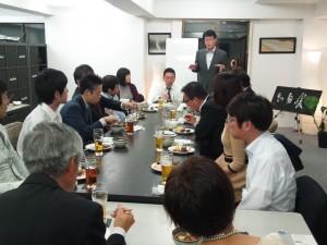 懇親会10月セミナー1