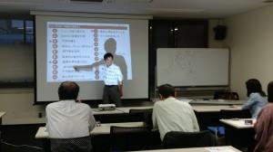 販売戦略検討会 6月定例会 セミナー風景