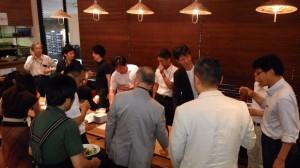 販売戦略検討会8月定例会 懇親会2