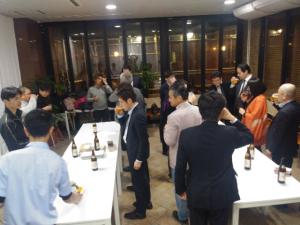 販売戦略検討会4月懇親会 20190410